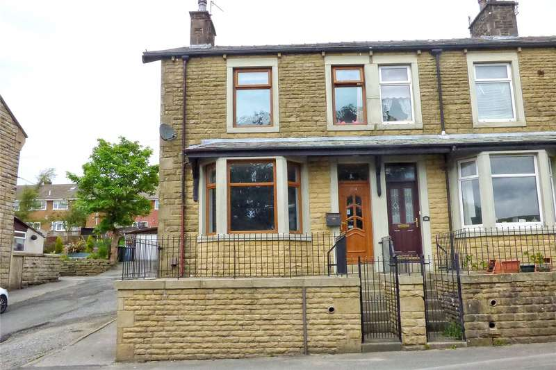3 Bedrooms End Of Terrace House for sale in Rochdale Road, Bacup, Lancashire, OL13