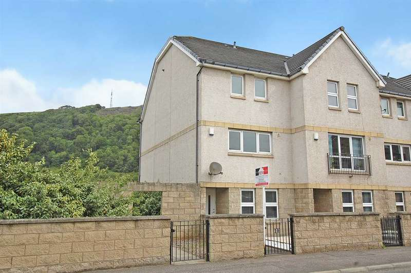 3 Bedrooms End Of Terrace House for sale in Aberdour Road, Burntisland