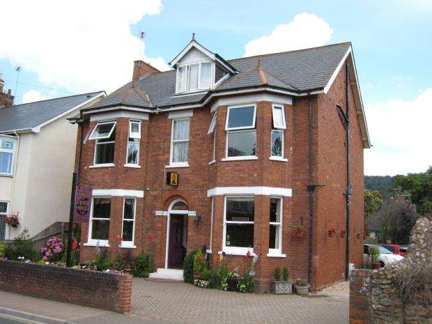 9 Bedrooms Detached House for sale in Vicarage Road, Sidmouth, Devon