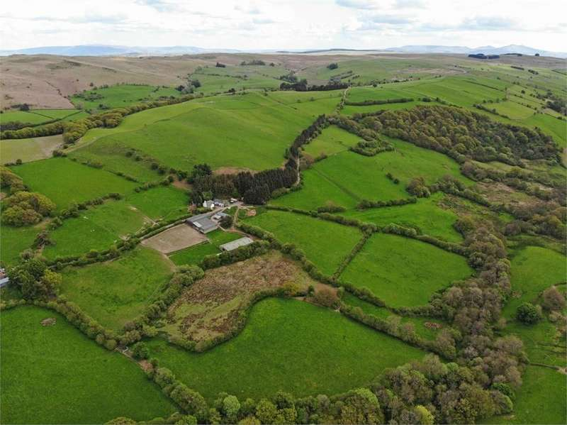 Land Commercial for sale in Llangynog, Builth Wells, Powys
