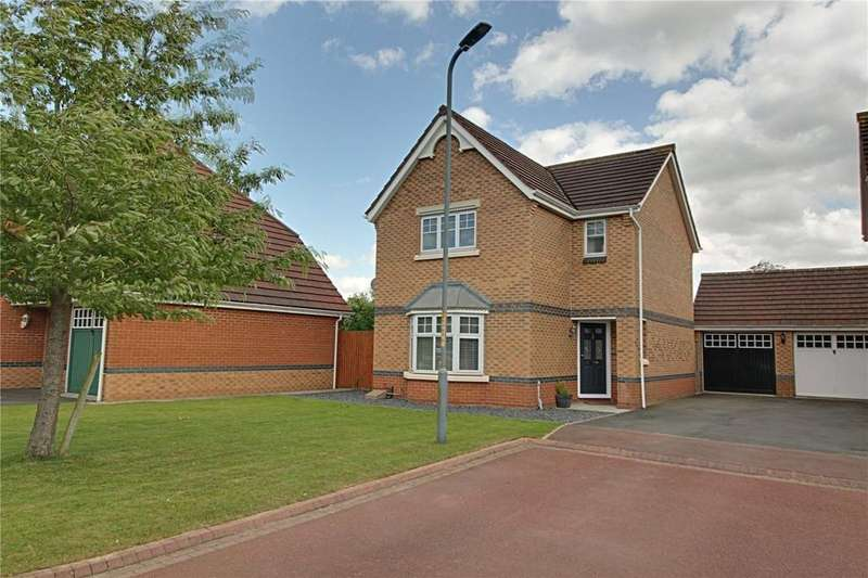 3 Bedrooms Detached House for sale in Westminster Oval, Norton