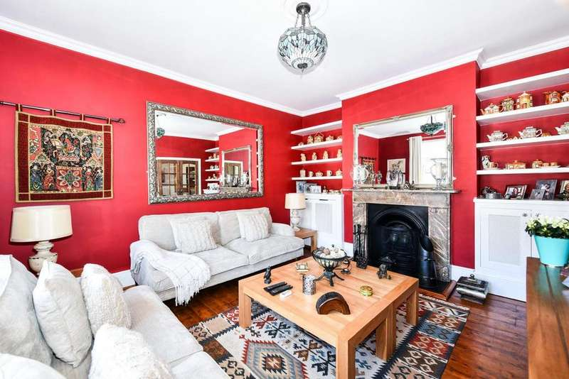 3 Bedrooms Flat for sale in Ringstead Road, Catford