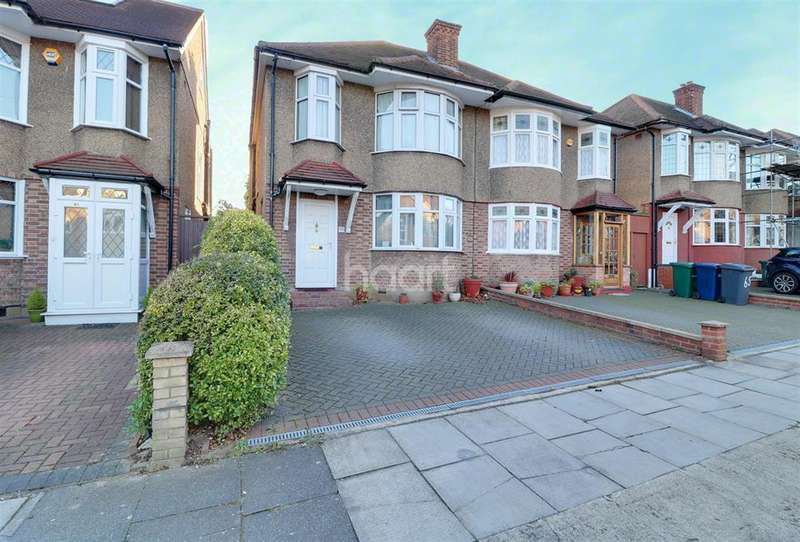 3 Bedrooms Semi Detached House for sale in Pymmes Green Road, New Southgate, N11