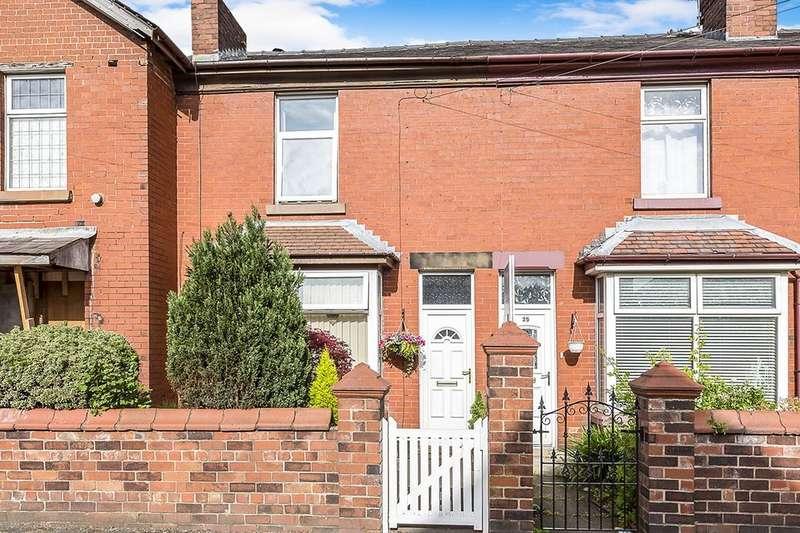2 Bedrooms Terraced House for sale in Yarrow Road, Chorley, PR6