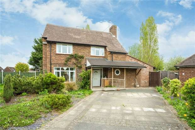 3 Bedrooms Semi Detached House for sale in Withycroft, George Green, Buckinghamshire