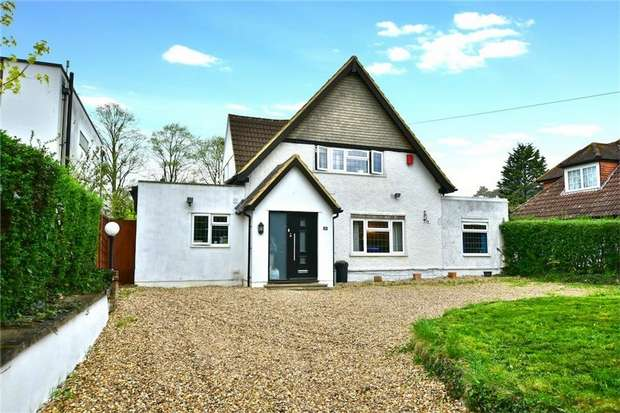 3 Bedrooms Detached House for sale in Richings Way, IVER, Buckinghamshire