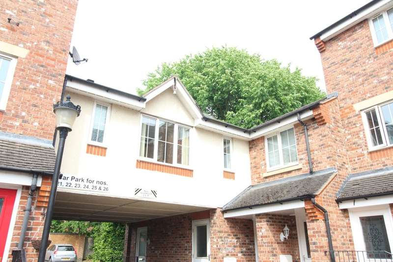 1 Bedroom Flat for sale in Arguile Place, Hinckley, LE10