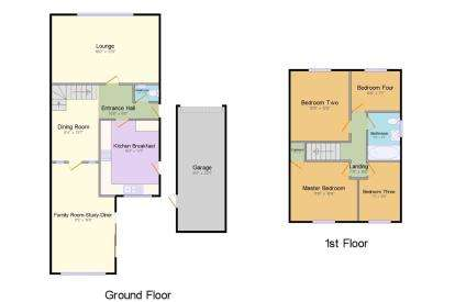 4 Bedrooms Detached House for sale in Slag Lane, Lowton, Warrington, Greater Manchester