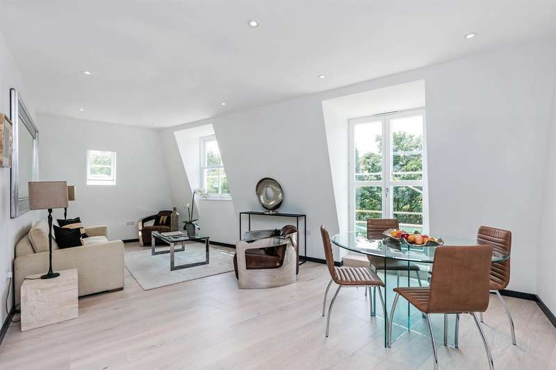 3 Bedrooms Penthouse Flat for sale in Southville Road, Vauxhall, London SW8
