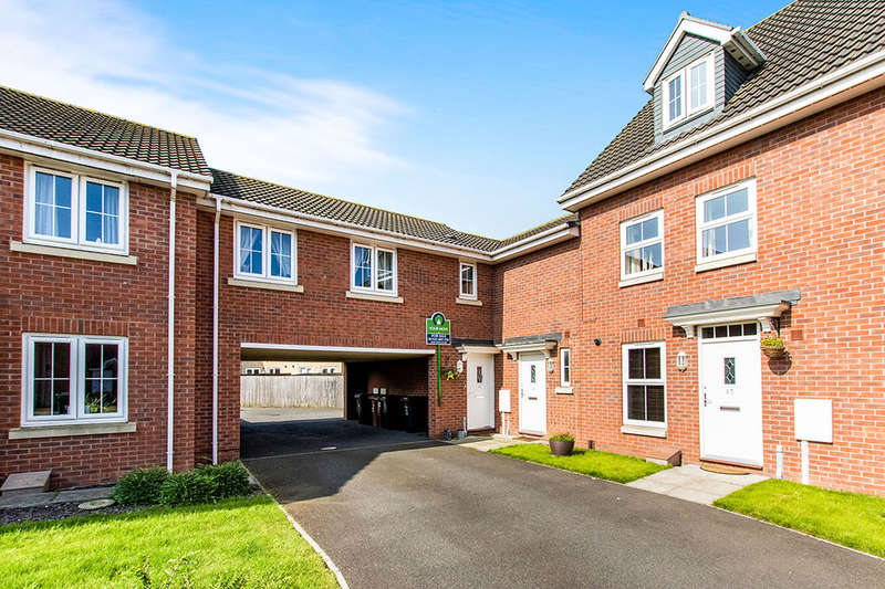 1 Bedroom Flat for sale in Brutus Court, North Hykeham, Lincoln, LN6