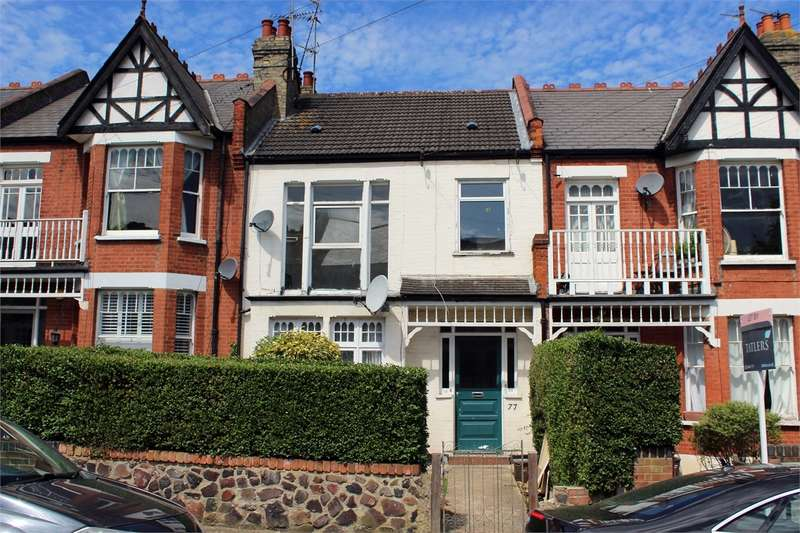2 Bedrooms Flat for sale in Sydney Road, Muswell Hill, London