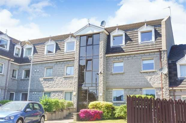 2 Bedrooms Flat for sale in Ruthrieston Terrace, Aberdeen