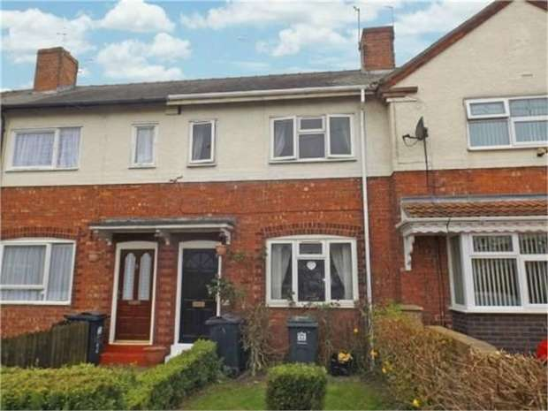 2 Bedrooms Terraced House for sale in Westminster Road, Darlington, Durham