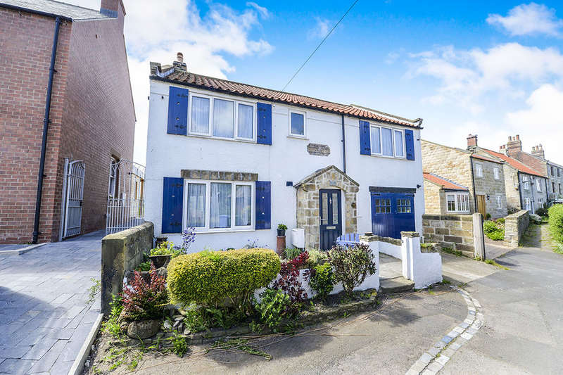 4 Bedrooms Detached House for sale in Porret Lane, Hinderwell, SALTBURN-BY-THE-SEA, TS13