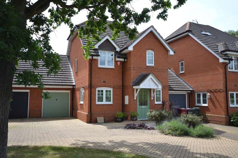 3 Bedrooms Link Detached House for sale in Emmer Green