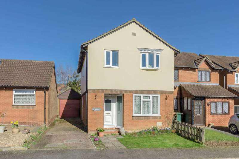 4 Bedrooms Detached House for sale in Hampton, Great Holm