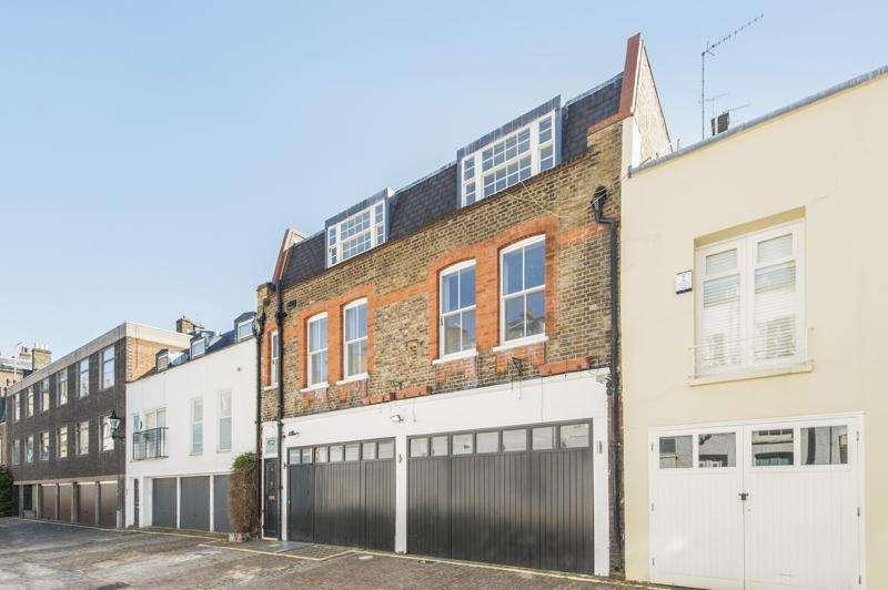 3 Bedrooms Mews House for sale in Marylebone Mews, Marylebone Village, London W1