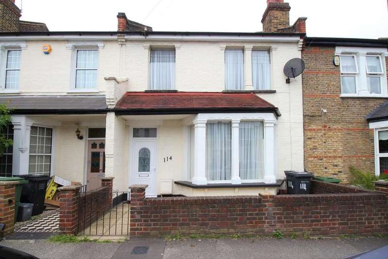 3 Bedrooms Terraced House for sale in Crofton Park Road, London