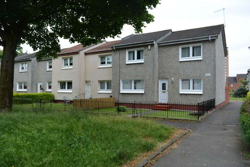 4 Bedrooms End Of Terrace House for sale in 21 Baltic Place, Bridgeton, GLASGOW, G40 3EH