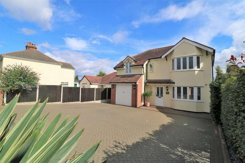 4 Bedrooms Detached House for sale in The Avenue, Wivenhoe, Colchester, Essex