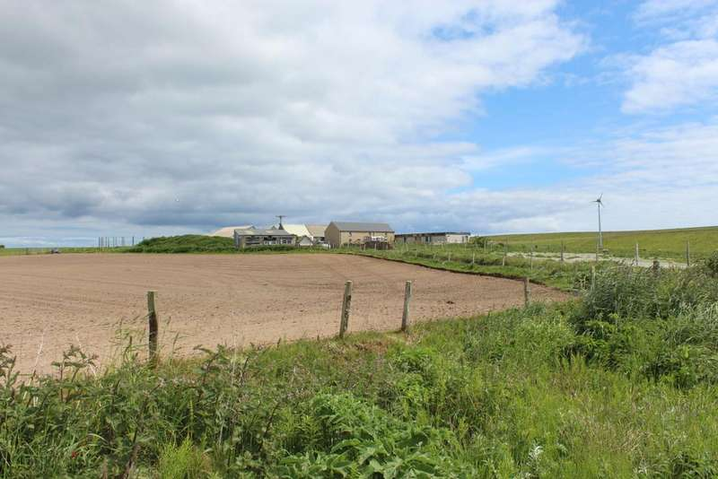 3 Bedrooms House for sale in Quoyhossiter, South Ronaldsay, Orkney KW17