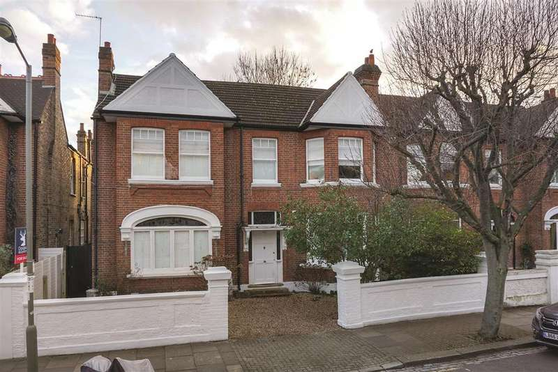 4 Bedrooms Semi Detached House for sale in Clarendon Drive, SW15