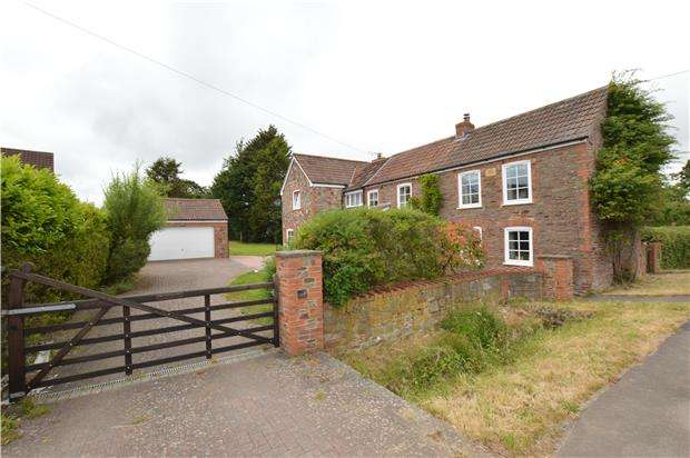 4 Bedrooms Detached House for sale in North Road, Yate, BRISTOL, BS37 7LJ