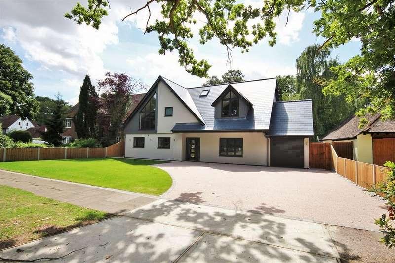 4 Bedrooms Detached House for sale in Welshwood Park Road, Colchester, Essex