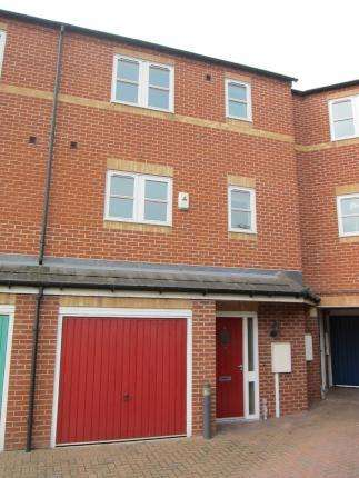 3 Bedrooms Town House for sale in Clovelly Court, Longford Street, Derby DE22