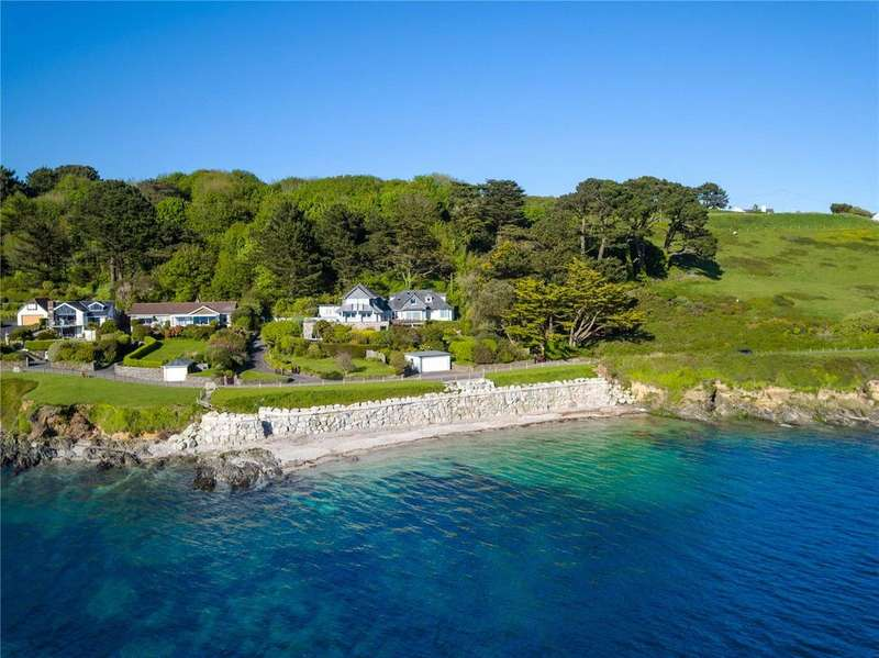 8 Bedrooms Detached House for sale in Castle Drive, St. Mawes, Truro, Cornwall