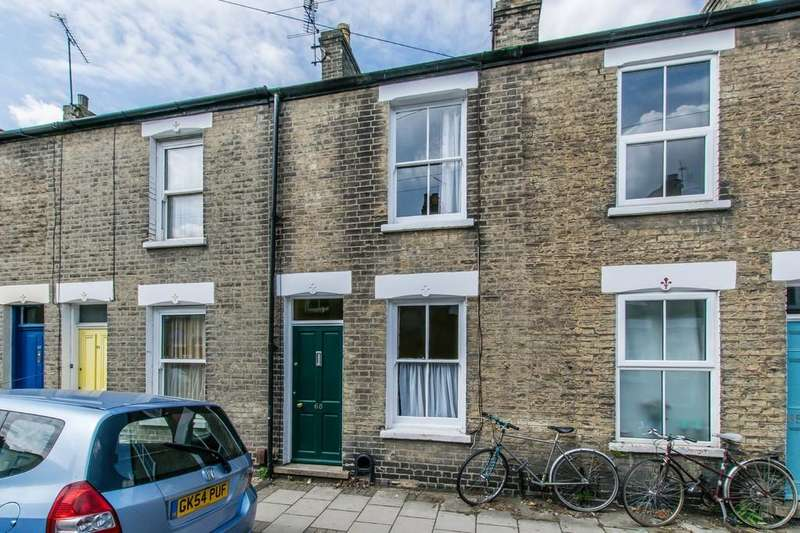 2 Bedrooms Terraced House for sale in Kingston Street, Cambridge