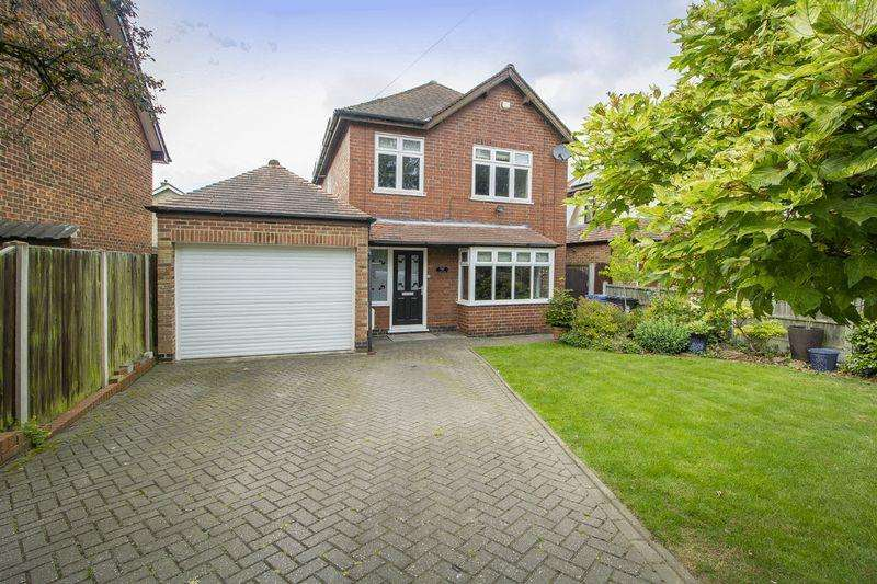 3 Bedrooms Detached House for sale in LOCKO ROAD, SPONDON