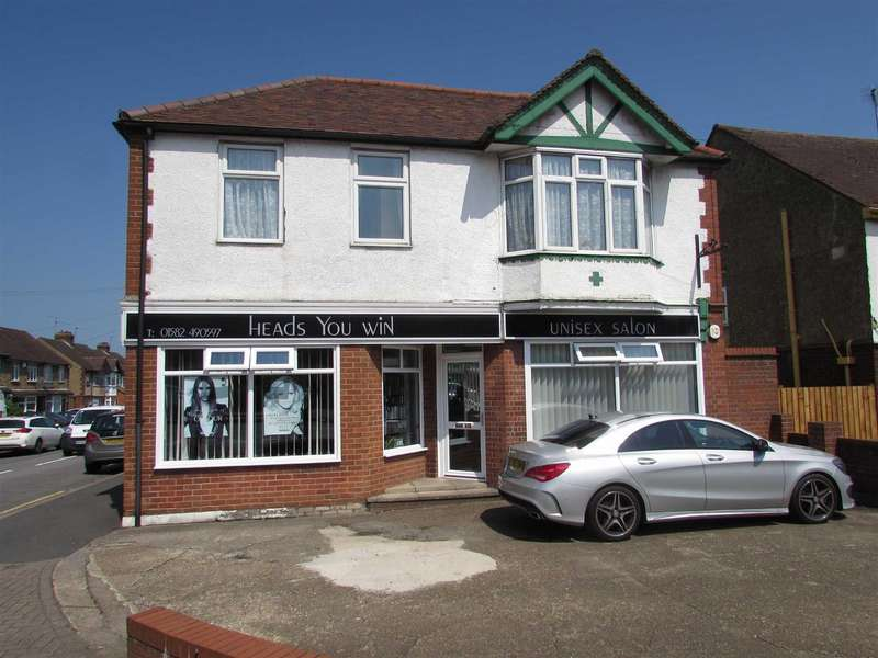 1 Bedroom Flat for sale in Wordsworth House, 884 Dunstable Road, Luton
