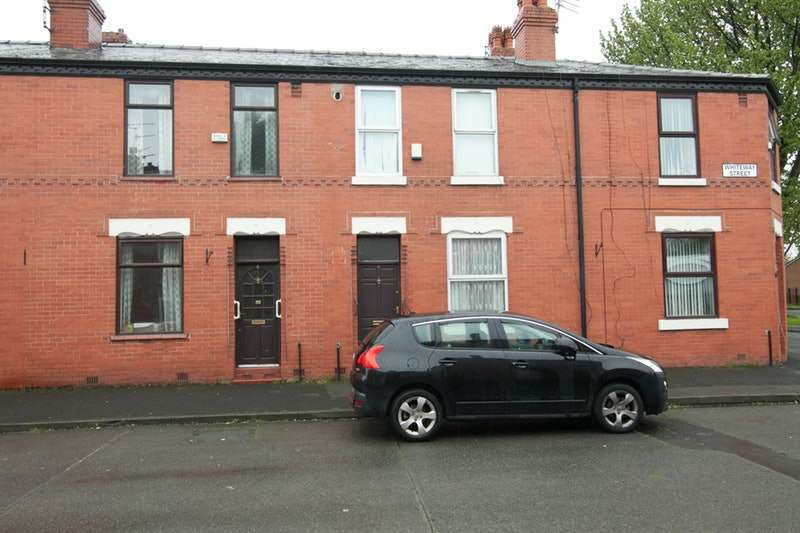 3 Bedrooms Terraced House for sale in Whiteway Street, Manchester, Greater Manchester, M9