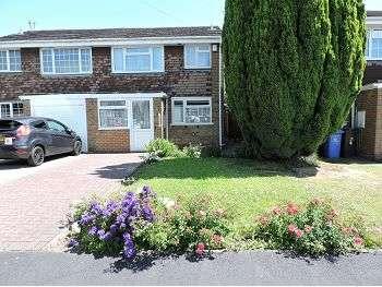 3 Bedrooms Semi Detached Bungalow for sale in Jubalton Close, Allenton, Derby, DE24 9BN