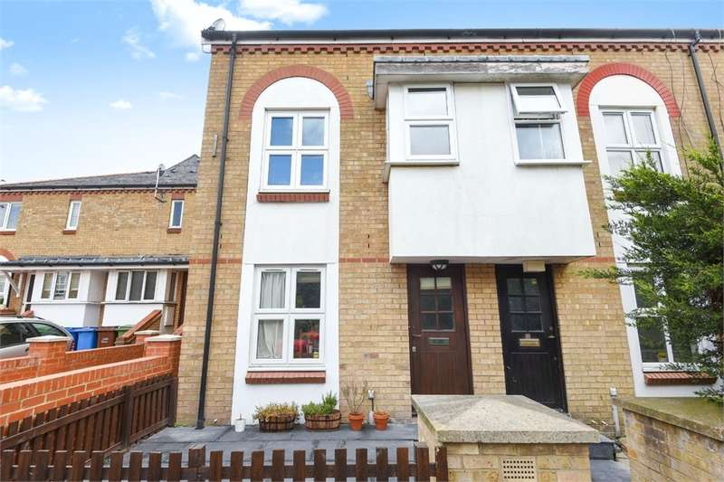 1 Bedroom Maisonette Flat for sale in Chaucer Drive, Bermondsey, London, SE1