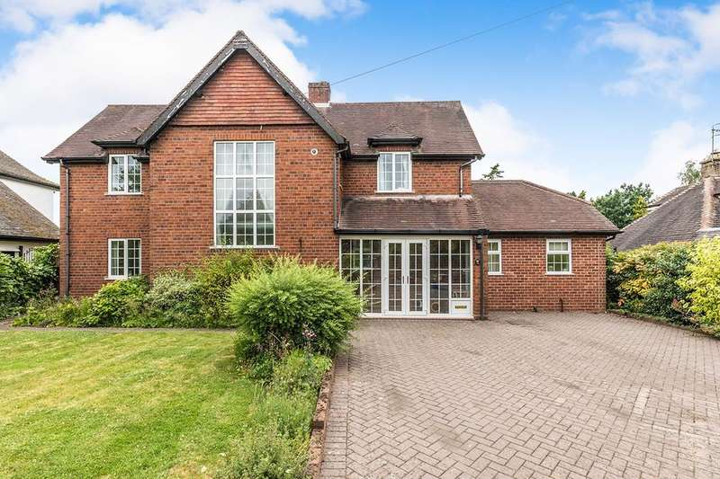 3 Bedrooms Detached House for sale in Lyttelton Road, Droitwich, WR9