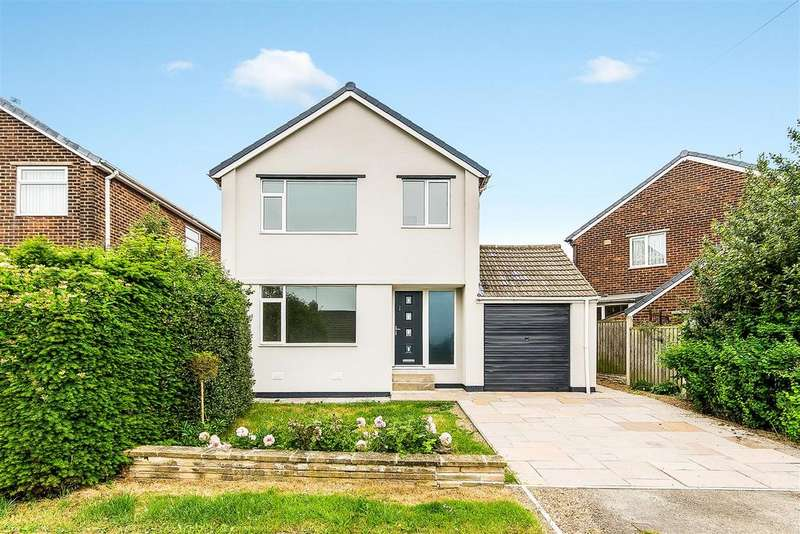 3 Bedrooms Detached House for sale in Cedar Avenue, Brockwell, Chesterfield