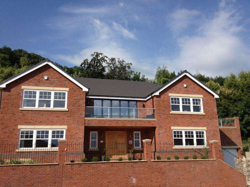 5 Bedrooms Detached House for sale in Parc Llindir, Abergele