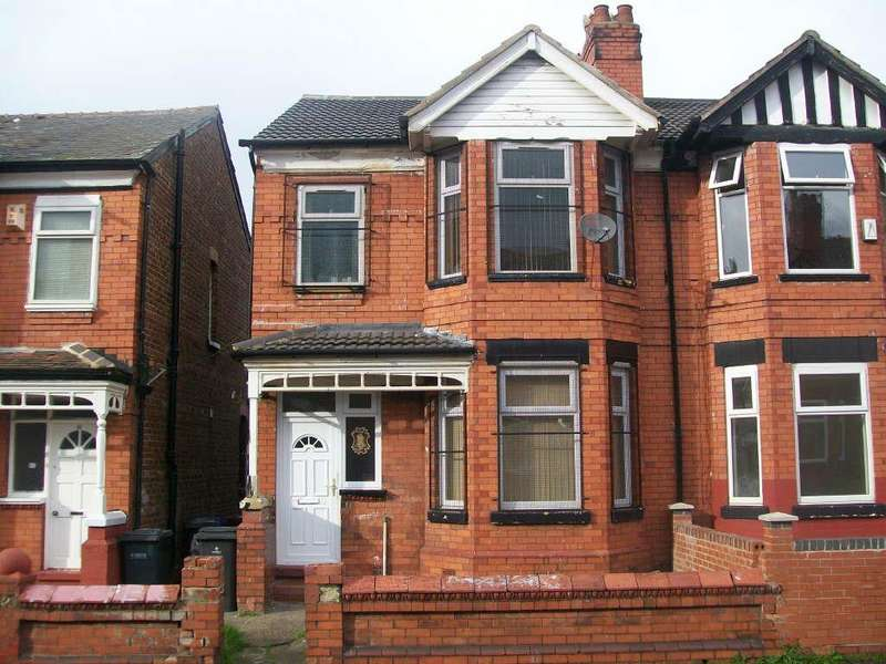 3 Bedrooms Semi Detached House for sale in Slade Grove, Longsight, Manchester