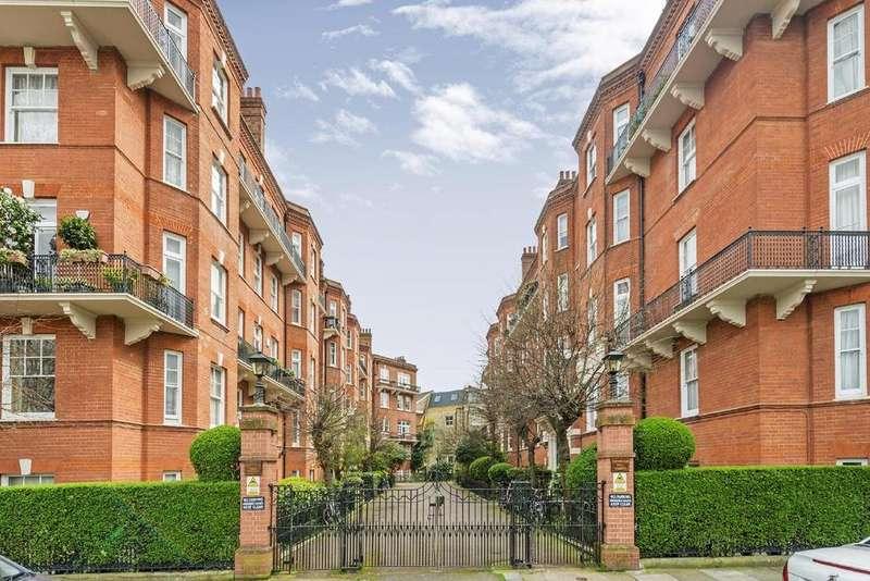 4 Bedrooms Flat for sale in Kensington Hall Gardens, Beaumont Avenue, West Kensington
