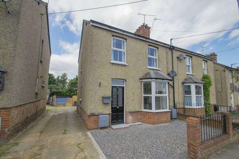 3 Bedrooms Semi Detached House for sale in Windmill Road, Flitwick