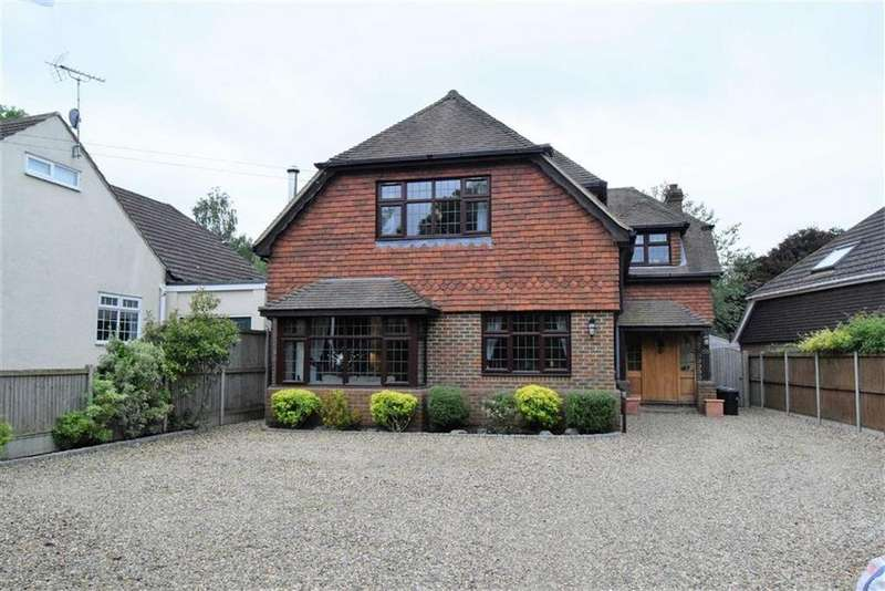 5 Bedrooms Detached House for sale in Harrow Road, Hempstead