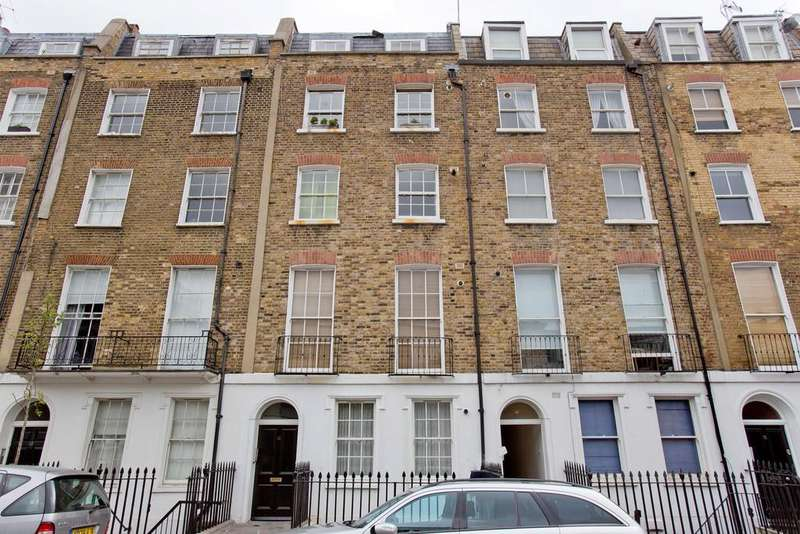 1 Bedroom Flat for sale in Cosway Street, London