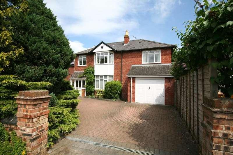 5 Bedrooms Detached House for sale in Sandy Lane, Charlton Kings, Cheltenham, GL53