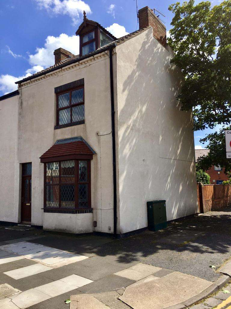 4 Bedrooms End Of Terrace House for sale in Lord Street, Redcar TS10