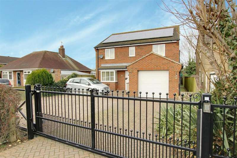 4 Bedrooms Detached House for sale in Holywell Road, Alford