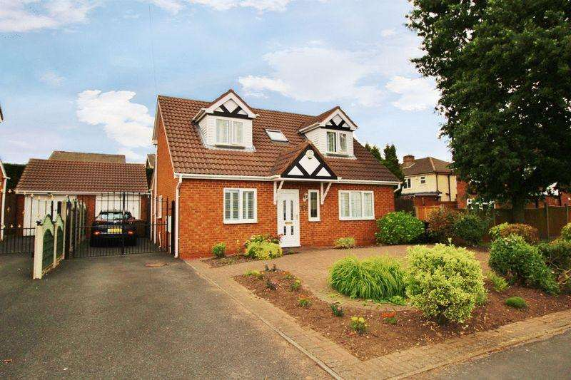 3 Bedrooms Detached House for sale in Farbrook Way, Summer Hayes, Willenhall
