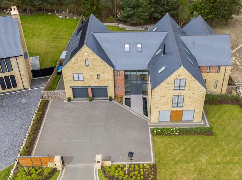 6 Bedrooms Detached House for sale in Ramside Park, Ramside, Durham