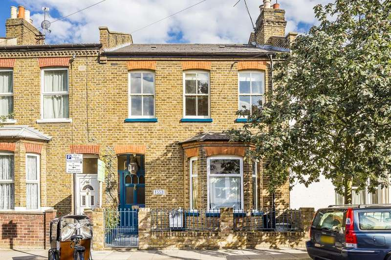 3 Bedrooms Terraced House for sale in Becklow Road, London W12
